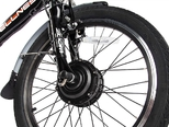 Электровелосипед Wellness CITY DUAL 700w - Фото 10