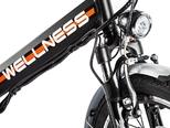 Электровелосипед Wellness CITY DUAL 700w - Фото 11