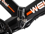 Электровелосипед Wellness CITY DUAL 700w - Фото 13