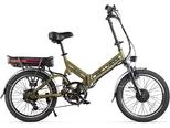 Электровелосипед Wellness CITY DUAL 700w - Фото 22