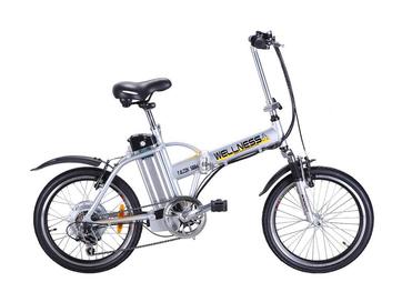 Электровелосипед Wellness FALCON 500W - Фото 0
