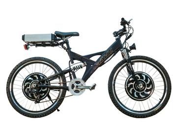 Электровелосипед Wellness Giant Dual Drive 1500w - Фото 0
