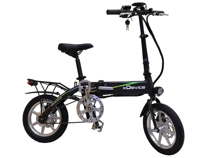 Электровелосипед xDevice xBicycle 14 Lux