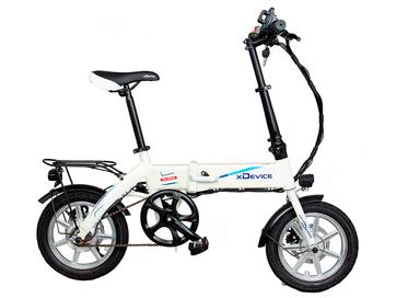 Электровелосипед xDevice xBicycle 14 New 2021