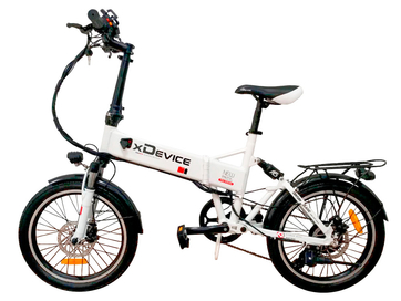 Электровелосипед xDevice xBicycle 20 New 2021