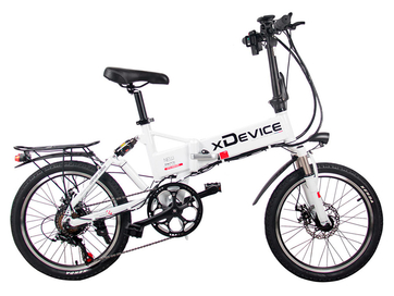 Электровелосипед xDevice xBicycle 20 New 2020 - Фото 0