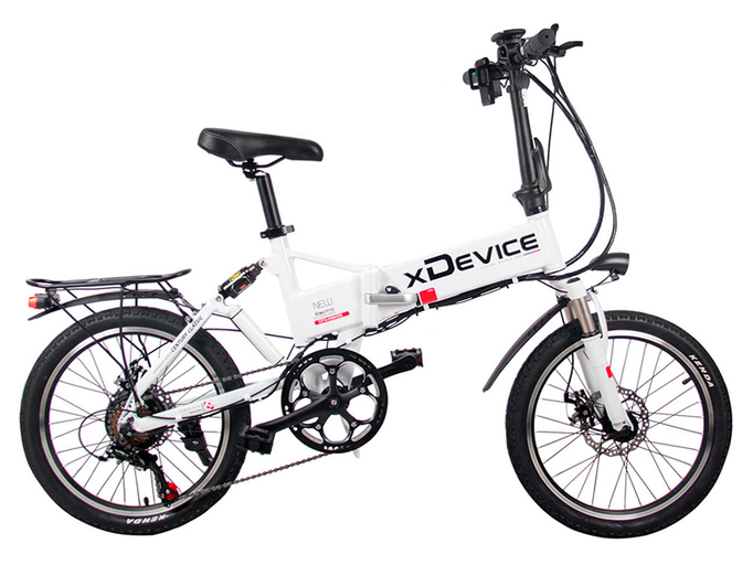 Электровелосипед xDevice xBicycle 20 New 2020