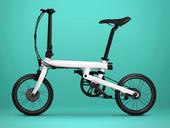 Электровелосипед Xiaomi MiJia QiCycle - Фото 9