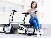 Электровелосипед Xiaomi MiJia QiCycle - Фото 12