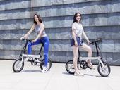 Электровелосипед Xiaomi MiJia QiCycle - Фото 15