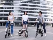 Электровелосипед Xiaomi MiJia QiCycle - Фото 16
