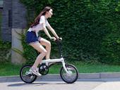 Электровелосипед Xiaomi MiJia QiCycle - Фото 17