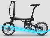 Электровелосипед Xiaomi MiJia QiCycle - Фото 24