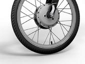 Электровелосипед Xiaomi MiJia QiCycle - Фото 8
