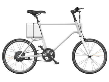 Электровелосипед Xiaomi Yunbike C1 - Фото 0