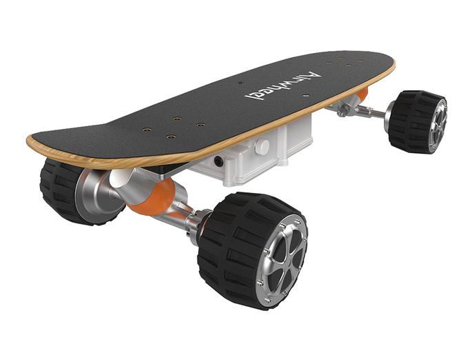 Электроскейтборд Airwheel M3