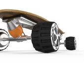 Электроскейтборд Airwheel M3 - Фото 3