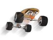 Электроскейтборд Airwheel M3 - Фото 6