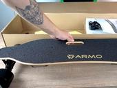 Электроскейтборд Armo Board Gen 2 (PRO LG 6.4Ah/25km +2PU) - Фото 9