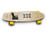 Электроскейтборд E-motions Mow Wom 400W - Фото 0