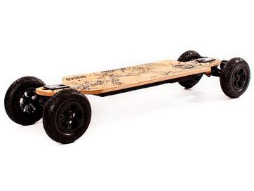 Электроскейт Evolve Bamboo GT All Terrain 7 - Фото 0