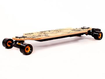 Электроскейт Evolve Bamboo GT Street - Фото 0