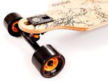 Электроскейт Evolve Bamboo GT Street - Фото 1