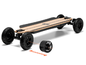 Электроскейт Evolve Bamboo GTR 2в1 - Фото 0