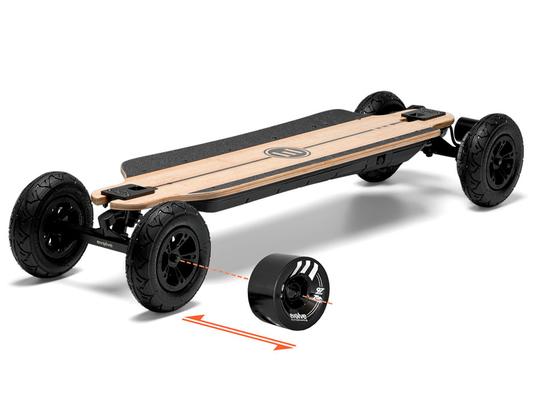 Электроскейт Evolve Bamboo GTR 2в1