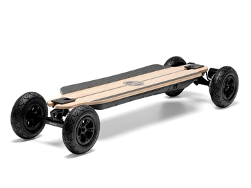 Электроскейт Evolve Bamboo GTR All Terrain - Фото 0