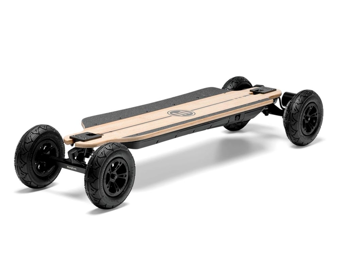 Электроскейт Evolve Bamboo GTR All Terrain