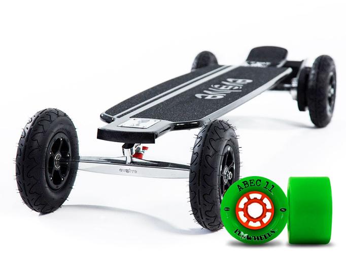 Электроскейт Evolve Carbon 2 в 1