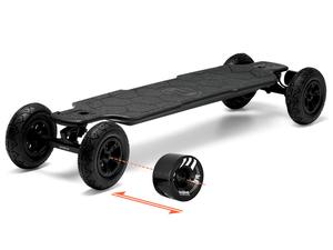 Электроскейт Evolve Carbon GTR 2в1 - Фото 0