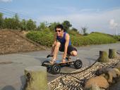 Электроскейт Joy Automatic Raptor MC-292 800W - Фото 5