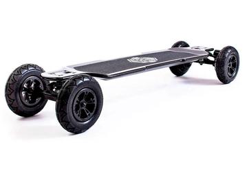 Электроскейт MAX Carbon AT (2x1200w) - Фото 0