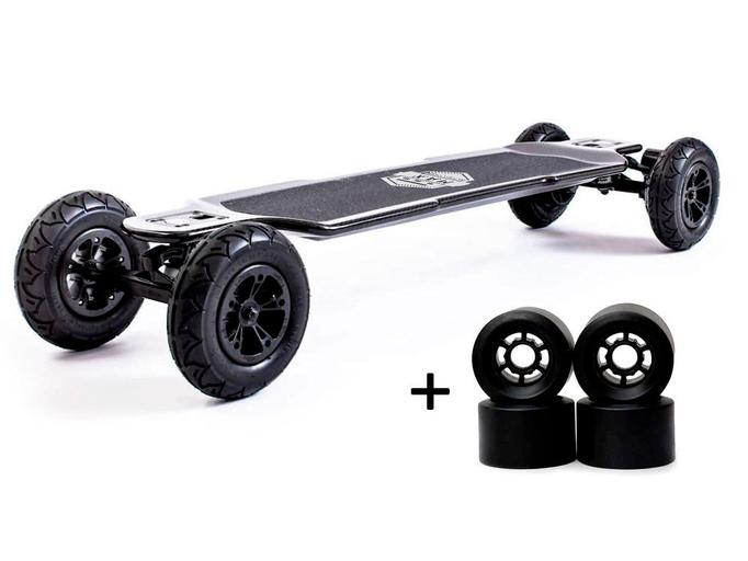 Электроскейт MAX Carbon Universal (2x1200w)