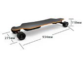 Электроскейтборд Nextdrive Pro One - Фото 1