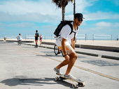 Электроскейт Razor Longboard - Фото 7