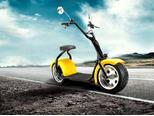Электроскутер Citycoco Harley 2000W - Фото 7