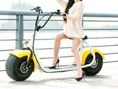 Электроскутер Citycoco Harley 2000W - Фото 13
