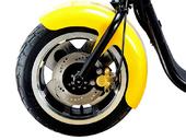 Электроскутер Citycoco Harley 2000W - Фото 16