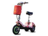 Электротрицикл El-sport SF8 48V, 10Ah - Фото 0