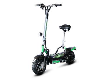 Электросамокат Uber Scoot ES07 1200W