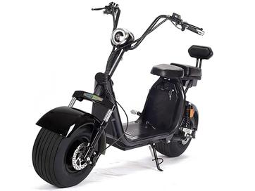 Электробайк Caigiees Harley MAX - Фото 0