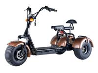 Электротрицикл Seev Citycoco Trike 1200 W - Фото 0
