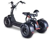Электротрицикл CityCoco Blackline R3 ARX - Фото 1