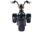 Электротрицикл CityCoco Blackline R3 ARX - Фото 2
