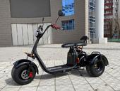 Электротрицикл CityCoco Blackline R3 - Фото 1