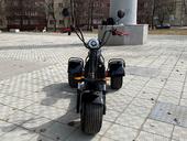 Электротрицикл CityCoco Blackline R3 - Фото 3
