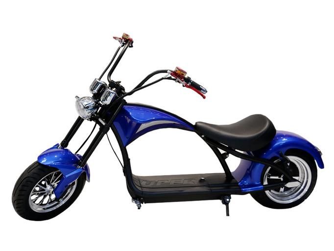 Электроскутер CityCoco Harley 2000w 60V 20Ah